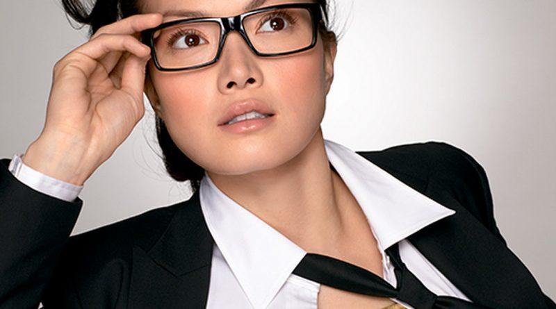 Прически если ношу очки 27