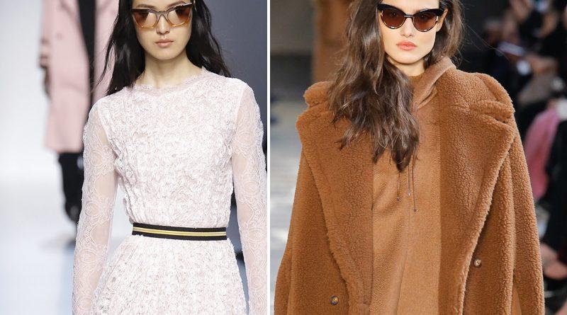 Модные очки грядущего сезона: какие они?